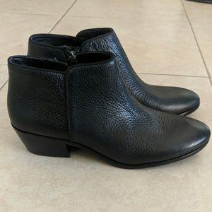Sam Edelman | Petty Black Ankle Bootie | Size 9.5
